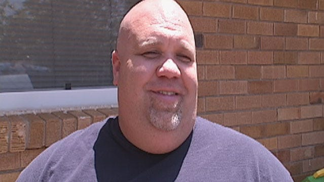 OKC EMSA Paramedic Works To Track Down Thieves Who Broke Into His Home