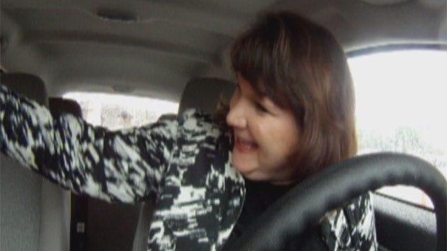 Jo Ann Holman Wins New Car From Norman Chrysler Jeep Dodge