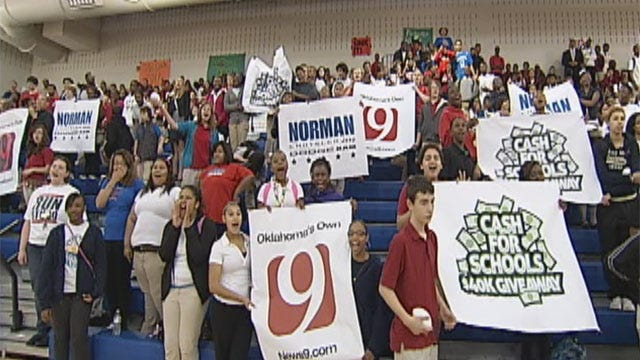 John Marshall High School Wins Cash For Schools Giveaway