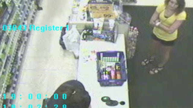 OKC Police Search For Suspected Credit Card Thieves
