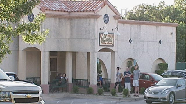 Police Arrest Suspected Peeping Tom At Popular Edmond Restaurant