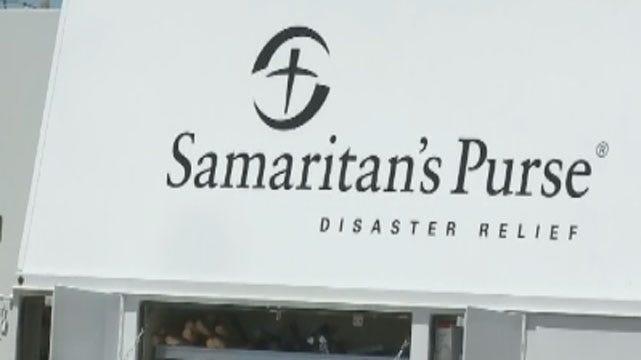 'Samaritan's Purse' Group Helps Rebuild Homes For Joplin Tornado Victims