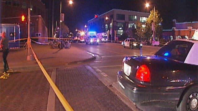 Bricktown Association Calls Shooting 'Isolated Event'