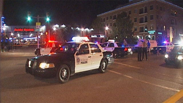 One Victim Critical, Seven Recovering Following Shooting In Bricktown After Thunder Game