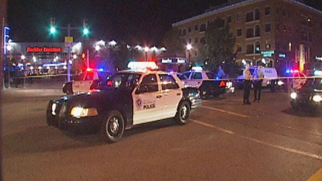 Witnesses Recall Shooting In Bricktown That Injured 9 People