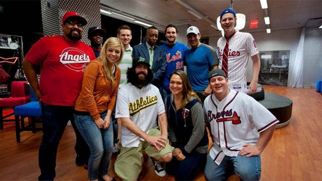 From The MLB Fan Cave: A Busy Week With Special Guests
