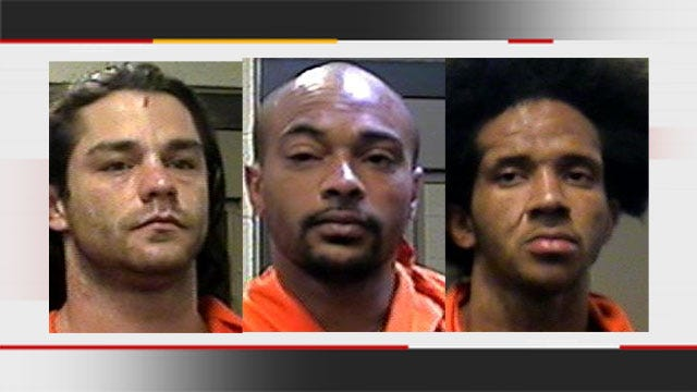 Men Arrested For Kidnapping, Raping Shawnee Woman, Holding Her For Ransom