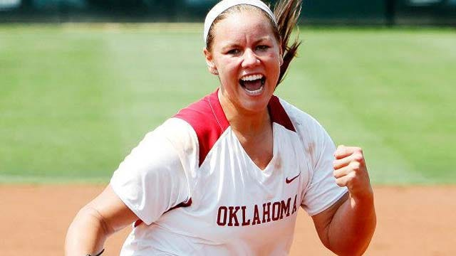 OU's Ricketts Named USA Softball Player of the Year