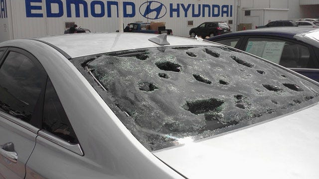 Hail Hammers Metro Car Dealerships