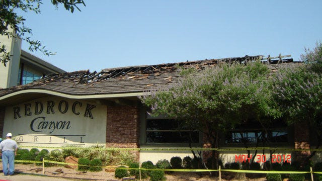 Storm-Damaged Structures In Oklahoma County Get Tax Break