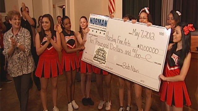 Harding Fine Arts Academy Wins $10,000