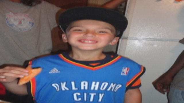 Oklahoma City Father Warns Of Thunder Ticket Scam