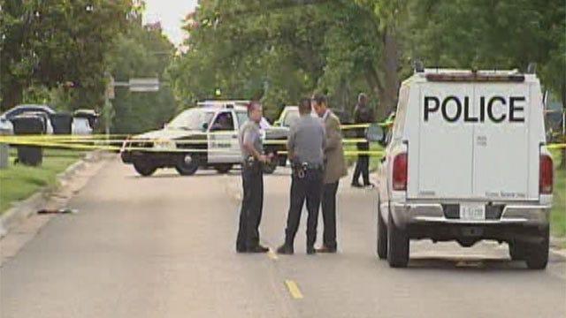 Teen Shot While Walking To School In Northwest OKC