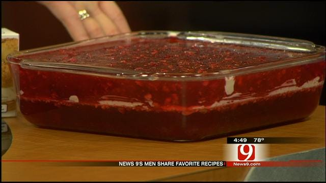 Cooking With Michael: Cranberry Jell-O Salad