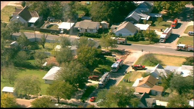 Firefighters Quickly Extinguish House Fire In Southwest OKC