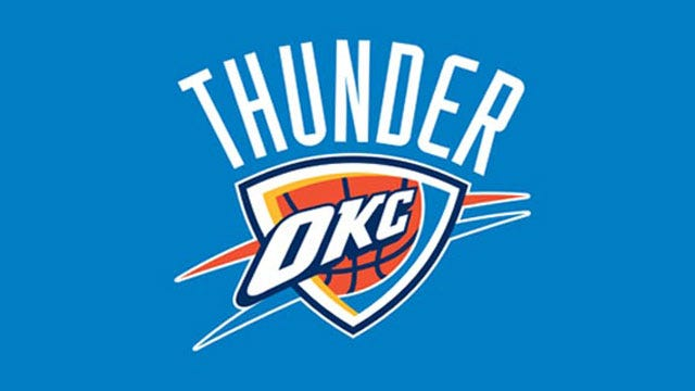 OKC Thunder To Host Food Drive Before Sunday's Game