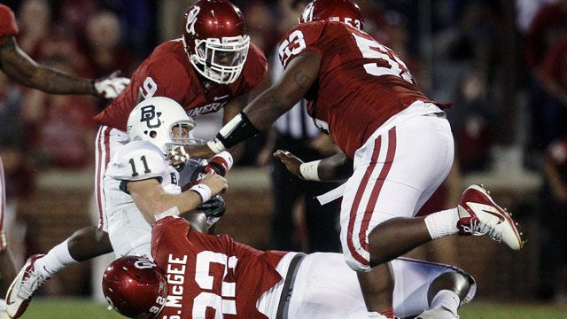 OU Secondary Finds Vindication From Last Season Against Baylor
