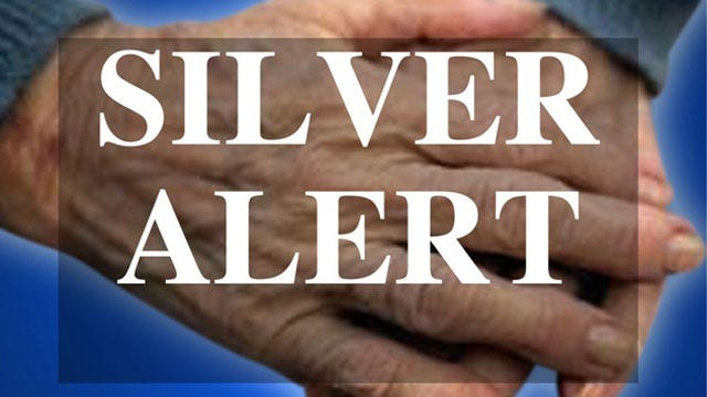 Silver Alert Issued For Missing Ardmore Man