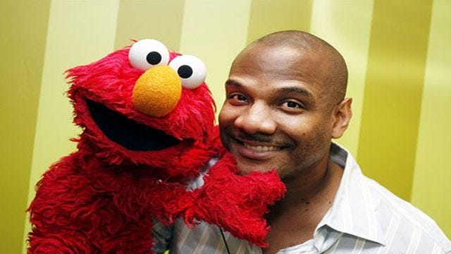 Voice Behind Sesame Street's Elmo Accused Of Relationship With Underage Partner