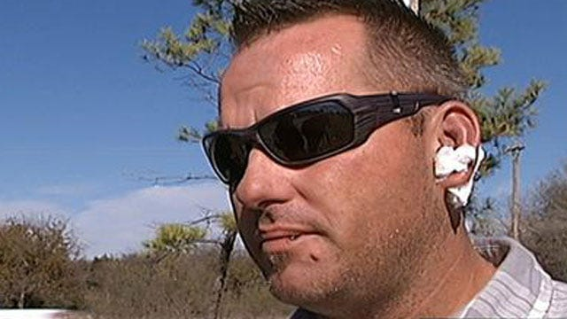 OKC Police Officer Accused Of Punching Veteran At Bar