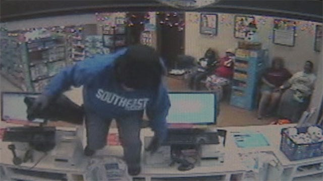 Armed Pair Makes Off With Pills After Robbing Del City Pharmacies