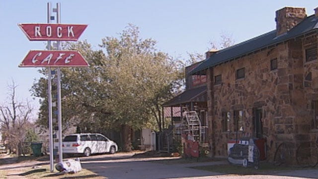 Route 66 Landmark In Stroud Up For Grabs