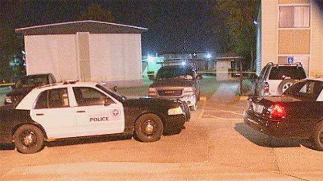 Victim Stabbed At Southwest OKC Apartments