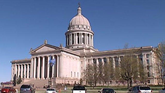 10 Commandments Monument Erected At Oklahoma Capitol