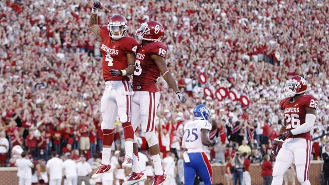 Final Three Games Will Define 2012 Sooners