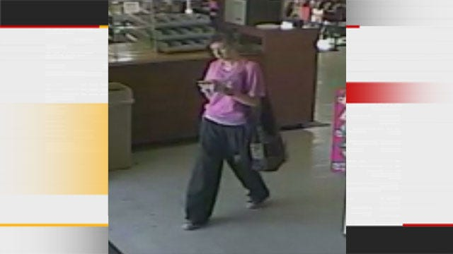 New Images Released Of Oklahoma Teen Who May Be Human Trafficking Victim