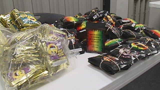 OK Bureau Of Narcotics On A Mission To Stamp Out Illegal Synthetic Drugs