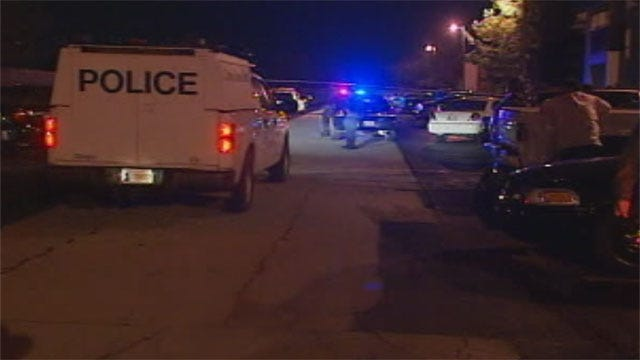 One Dead, Another Injured After Shooting At NW OKC Apartment