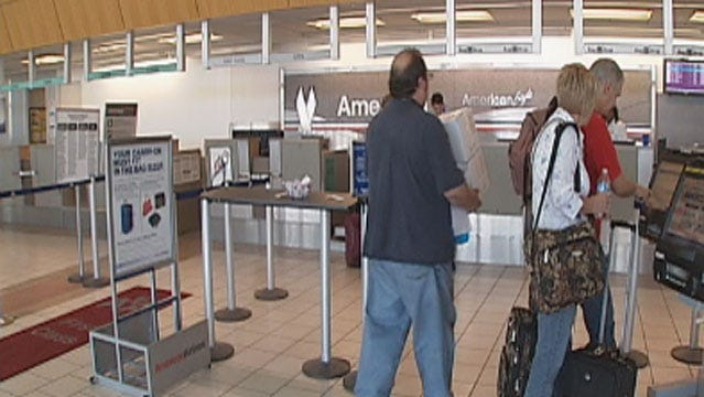 Airport Officials Offer Holiday Travel Tips For Oklahomans