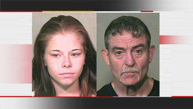 Two Arrested In Connection With Stolen Trailer In Oklahoma City