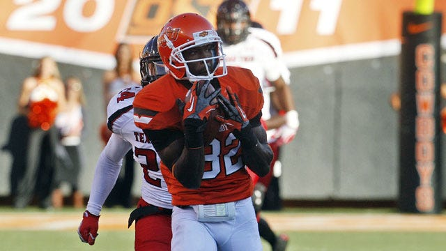 Oklahoma State 59, Texas Tech 21: By The Numbers