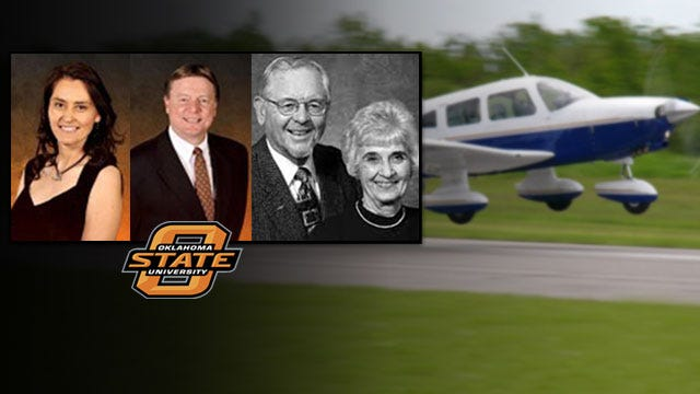OSU Remembers Plane Crash Victims One Year Later