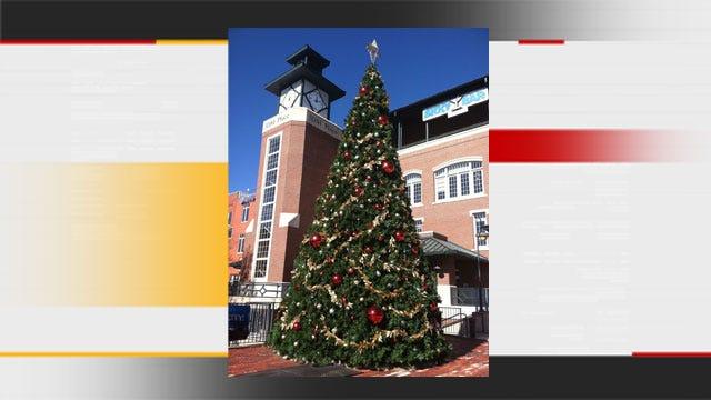 SandRidge Christmas Tree Lighting To Kick Off Downtown In December Celebration