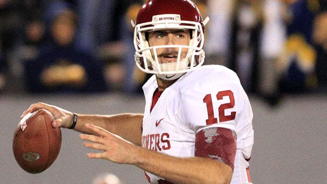 Landry Jones' Poise, Confidence Leads Sooners To Victory