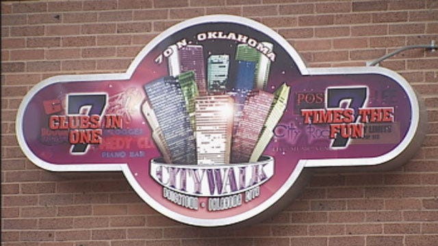 Man Stabbed In Back At Bricktown Club, Does Not Know It