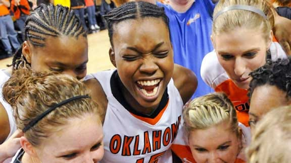 No. 22 OSU Women Blow Out Weber State