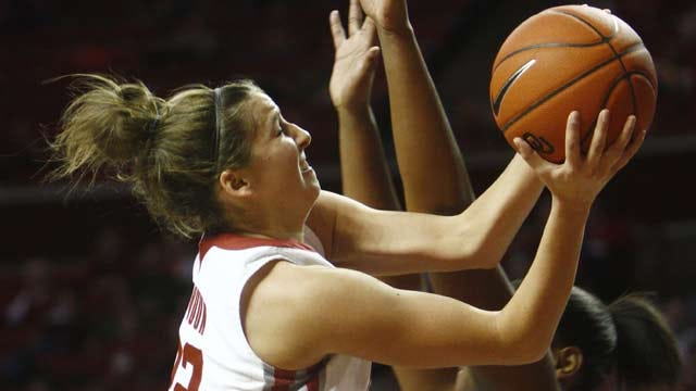 OU Women's Basketball Rebounds From Loss, Pounds Saint Louis