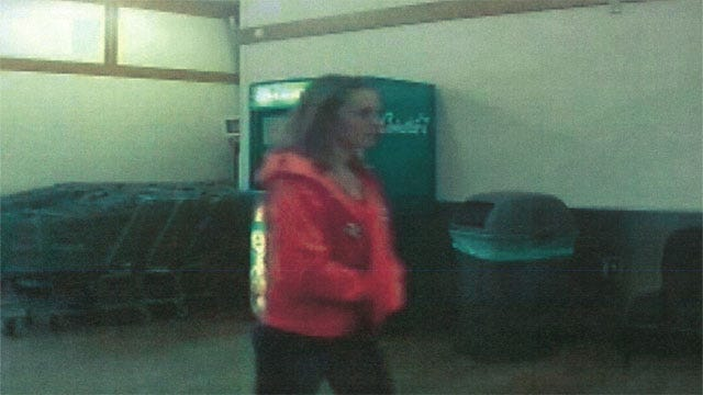Authorities Search For Person Of Interest In Deer Creek Burglary