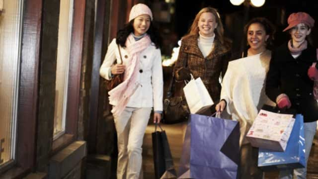 Black Friday Stores And Times In Oklahoma
