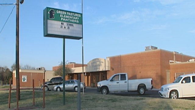 OKCPS Substitute Teacher Under Investigation For Child Abuse