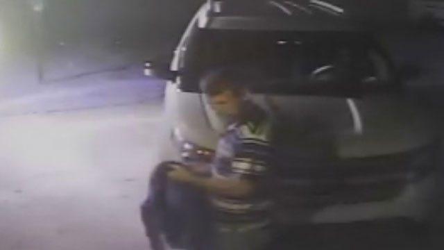 OKC Police Hope Surveillance Video Will Lead To Arrest Of Burglary Suspect