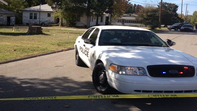 Suspect Arrested After Body Found In Burned Home In Shawnee
