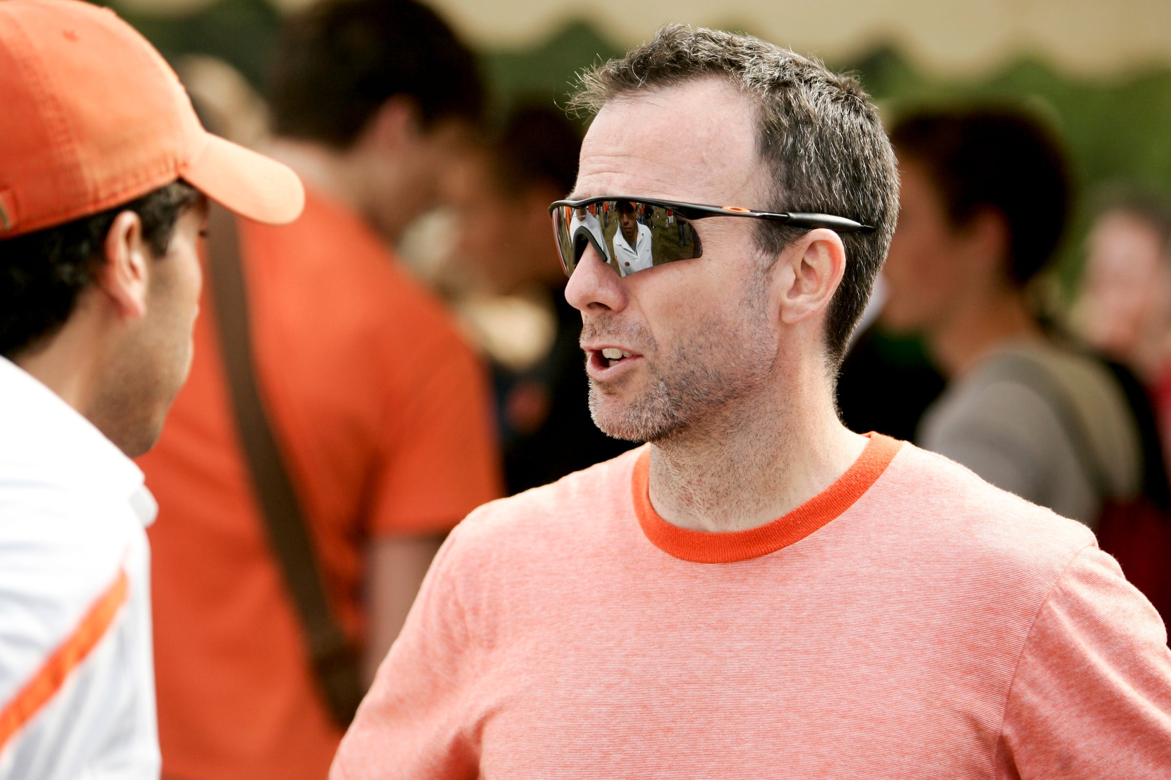 OSU Cross Country Coach Named National Men's Coach of the Year