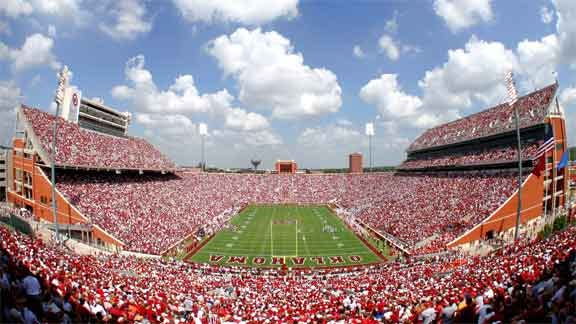 OU Football 2013 Schedule Released
