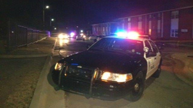 Police: Two People Shot At Northeast OKC Apartment Complex