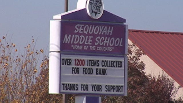 Suicide Hotline Procedures Enacted In Scare At Edmond Middle School